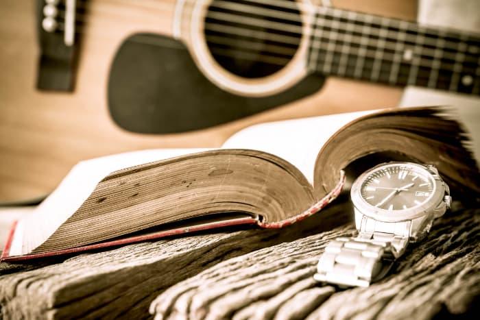 زمان مناسب برای تمرین موسیقی