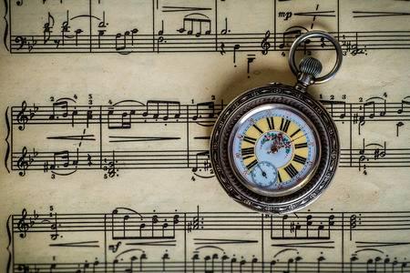 زمان مناسب تمرین موسیقی