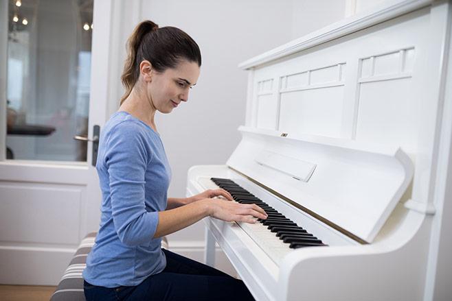 استایل مناسب تمرین موسیقی