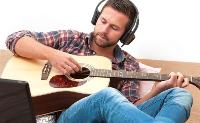 راحتی کلاس آنلاین موسیقی