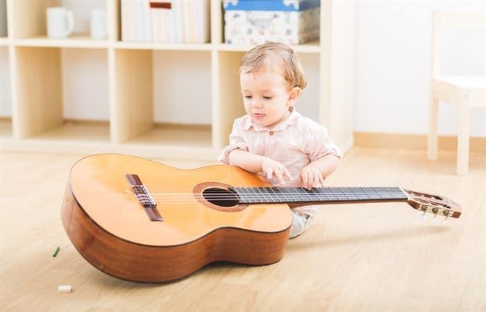 ساز مناسب برای کودک