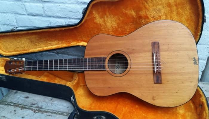 نگهداری از گیتار