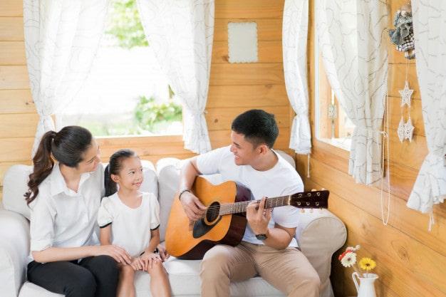 بهبود روابط با موسیقی