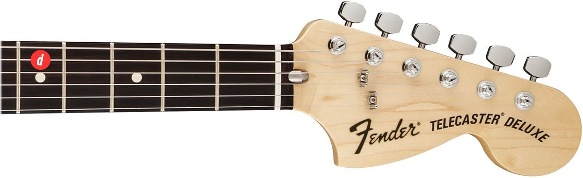 کوک سیم پنجم گیتار