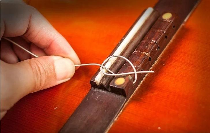 سیم گیتار کلاسیک